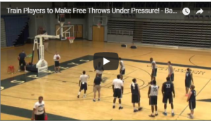 Finish the Game Pressure Free Throw Shooting Drill