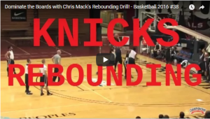 Basketball Rebounding Drills