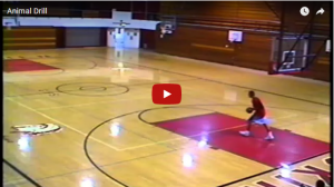 Basketball Drills Animal Drill