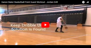 Point Guard Drill