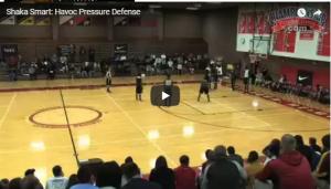 Basketball Shaka Smart Pressure Defense