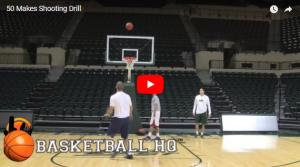 Basketball Drills 50 Shots