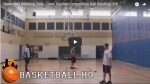 Basketball Drills Competitive Ballhandling