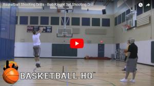 Basketball Shooting Drills 3 Point Shooting