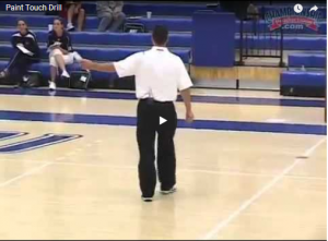 Basketball Drills 3 on 3 Competitive Defense