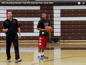 Coaching Basketball Teaching Shooting