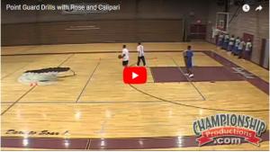 Basketball Drills Calipari Finishing