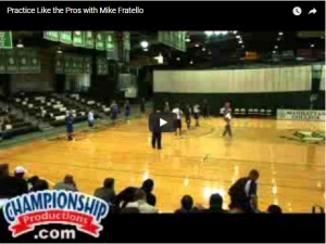 Basketball Drills Line Conversion