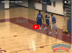 Basketball Conditioning Alan Stein