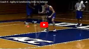 Basketball Drills Duke Defensive Drill