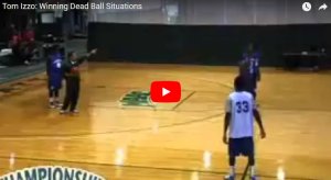 Inbounds Plays Tom Izzo