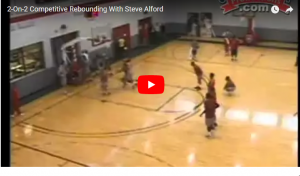 Basketball Drills Steve Alford Rebounding