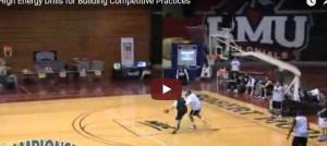 Basketball Drills Friar Finish
