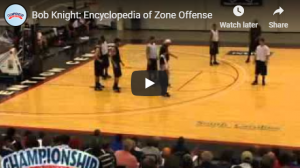 Bob Knight Zone Attack