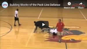 Jim Boone 3 Stops Defensive Drill