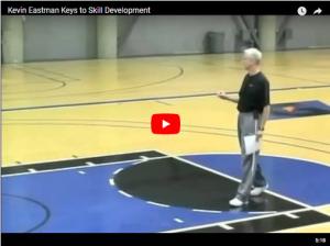 Coaching Basketball Kevin Eastman on Skill Development
