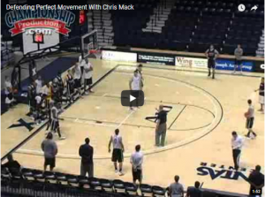 Basketball Drills Defending Perfect Movement
