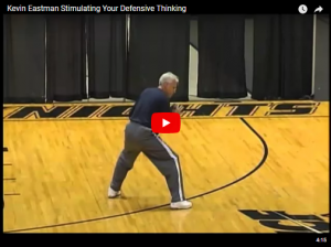 Coaching Basketball Kevin Eastman Defensive Thinking