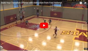 Basketball Drills: Transition and Conditioning