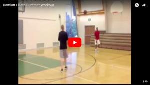 Basketball Workouts Damian Lillard