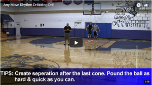 Basketball Drills: Dribble Moves