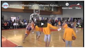 Basketball Drills:  Tennessee Rebounding