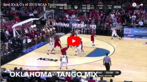 Basketball Plays from 2015 NCAA Tournament