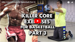 Killer Core Exercises Part 3