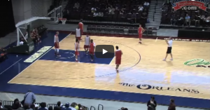 Coaching Basketball Defensive 3 on 4 Contest Drill