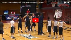 3 Team Rebounding Drill