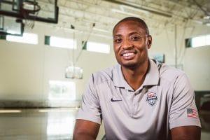 Q & A with BJ Johnson of USA Basketball