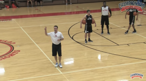 Archie Miller Shooting Drill