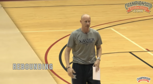 Chris Mack Attitude Rebounding Drill
