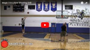 2 Minute Magic Shooting Drill