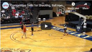 Shaka Smart Evans Shooting Drill
