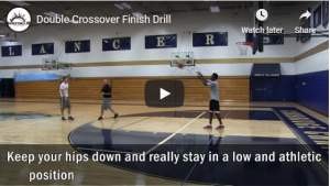 Double Crossover Finish Drill
