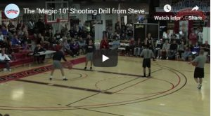 Marquette Magic Shooting Drill