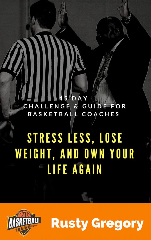 Basketball Coaching Stress Management Challenge and Course