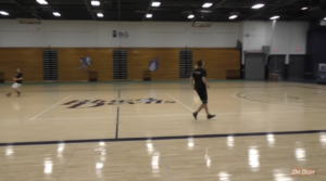Full Court Conditioning Shooting Drill