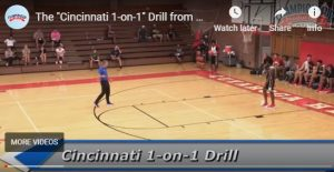 Buffalo Nate Oats 1 on 1 Transition Drill