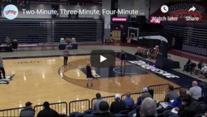 2, 3, 4 3 Point Shooting Drills