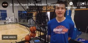Reaction Shooting Drill