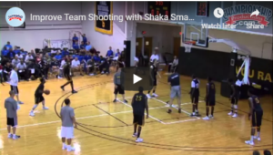 Basketball Drills with Shaka Smart