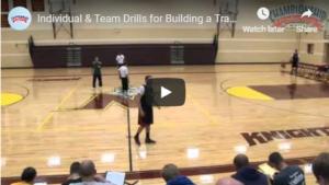 Basketball Drills Tennessee Shooting