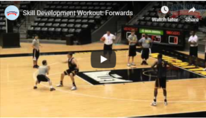 Basketball Drills Wichita State 1 on 1 Defense