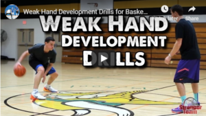 Weak Hand Development Drills