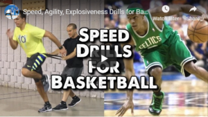 Speed Drills for Basketball