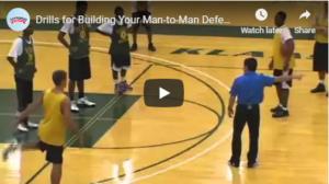 Defensive Change Drill