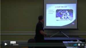 Basketball Drills: Clip the Hip