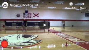 Basketball Drills Fatigue Shooting